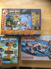 Angry birds games plus metal machines