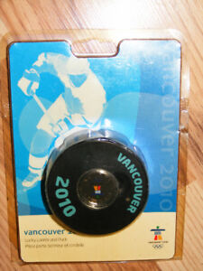 Vancouver 2010 Olympic Winter Games – Lucky Loonie and Puck
