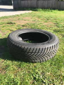 Winter Tires $220 BARELY USED! *willing to negotiate price