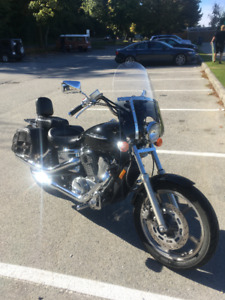 2007 Honda Shadow Spirit VT1100