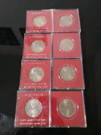 Captain James Cook Commemorative coin 1970