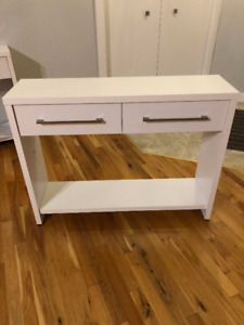 Modern Console Table - Brand New