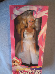 1988 My First Barbie Easy to Dress