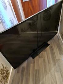 """55"""" luxor tv BROKEN SCREEN"""