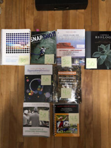 UofM Textbooks for Sale