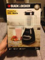 Black & Decker 10 speed blender