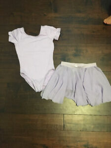 Girls Dance Wear size 7/8