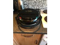 George Foreman Grill (5 heat settings)