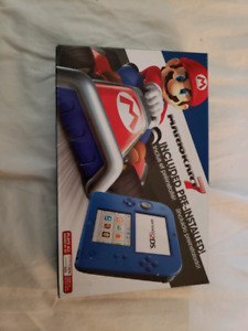 2DS + Ocarina of Time + Pokemon Sun + Mario Kart 7