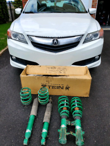 Tein coilover street advance ilx civic si