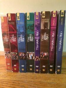 ONE TREE HILL DVDs season 1-8 Peterborough Peterborough Area image 1