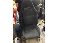 Subaru wrx seats
