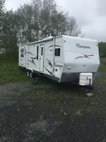 2007 coachman 32 travel trailer