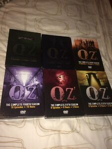 Oz complete series 15$ / season