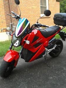 2018 Motorino XMR E-Bike