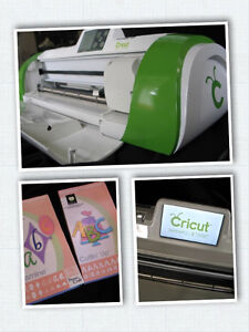 Cricut Expression 2*like-new*5th Anniversary Ed* works perfect*