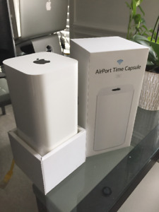 Apple  Time Capsule 2TB Wireless Router + NAS (802.11AC)