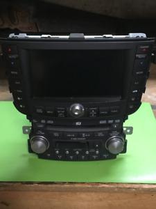 Unité audio/navigation pour Acura TL Type S 2007-2008