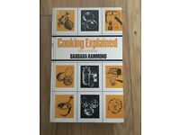 Cooking Explained Cookery Book