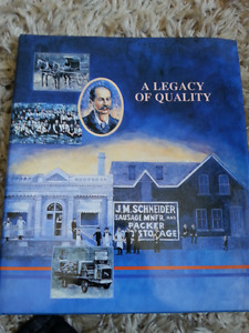 A Legacy of Quality--- The Schinders Story