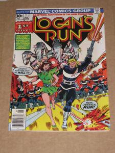 Marvel Comics#1 issues! Shogun Warriors! Logan's Run! comic book