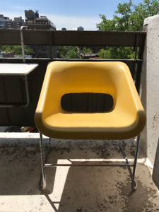 Deux fauteuils Design de Paul Boulva