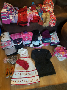 Girls Clothes Size 2-4 years