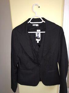 Woman's Black Suit Jacket