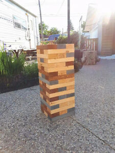 Giant Jenga Waterproof Game