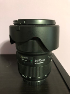 Mint Condition - Canon EF 24-70mm f/2.8ii L Lens (2nd Gen.)