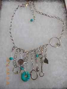 Sterling Silver Necklace Kitchener / Waterloo Kitchener Area image 1