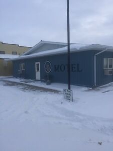 Motel for Sale by Tender