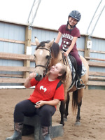 Riding Lessons in Ashburn (just north of Brooklin)