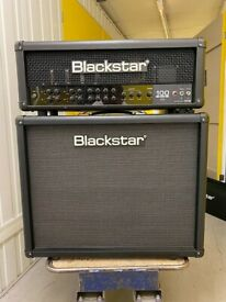 Blackstar Series One S1-1046L6 100w Head + 2x12 Cab
