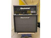 Blackstar Series One S1-1046L6 100w Head + 2x12 Cab
