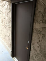 COMMERCIAL and RESIDENTIAL DOORS INSTALLATION -, EXTERIOR and IN