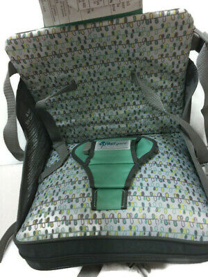 The First Years On-the-Go Booster Seat, Inflatable Travel Feeding Booster Baby  Go Booster Feeding Seat
