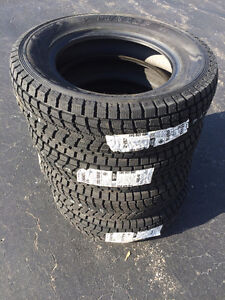 """BRAND NEW 16"""" DUNLOP WINTER TIRES - Private Sale - No Tax"""