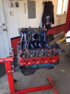 mustang moteur 306