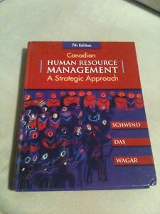 Canadian Human Resource Management - 7th Edition London Ontario image 1