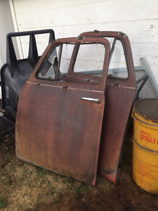 1954 Chevrolet Pickup Truck Doors