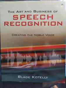 The Art and Business of Speech Recognition Gatineau Ottawa / Gatineau Area image 1