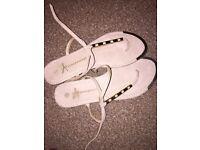 Sandals & heels good condition