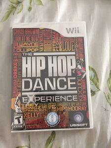 The Hip Hop Dance Experience Wii Game