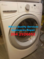 Same Day Appliances Repair and Installation