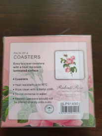 New Coasters