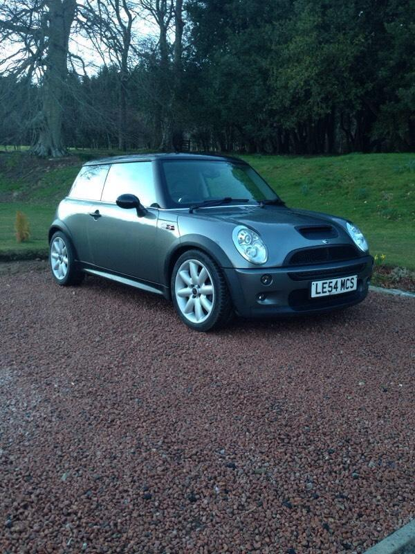 Mini Cooper S Face Lifted 54 Plate