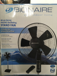 Bionaire Oscillating Fan