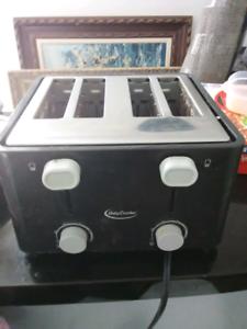 Quad Toaster, Betty crocker