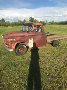 1957 CHEVY PROJECT TRUCK